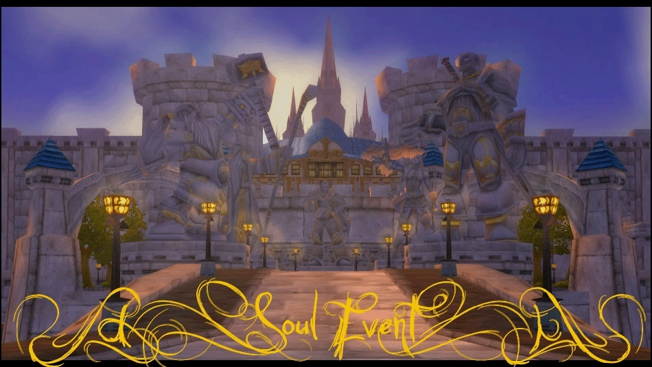 Le forum de la guilde Soul Event
