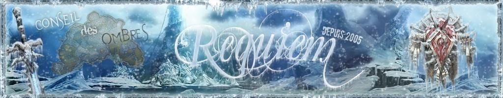 Guilde Requiem - Serveur Conseil des Ombres (RP-PvP)