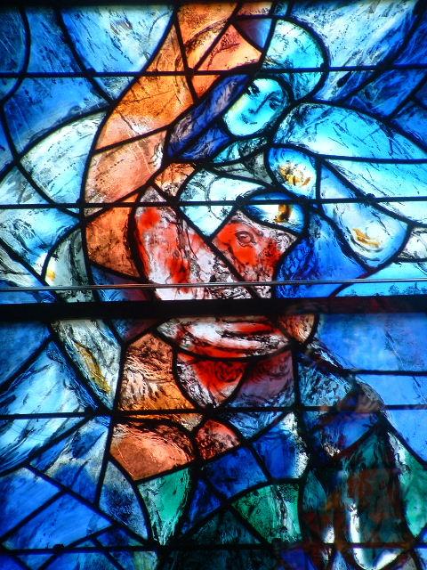 Image h berg e par for Marc chagall paris vu de ma fenetre