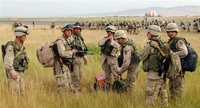 ans World peacekeepers armée militaire obusier Artillary gun avec chiffres 3