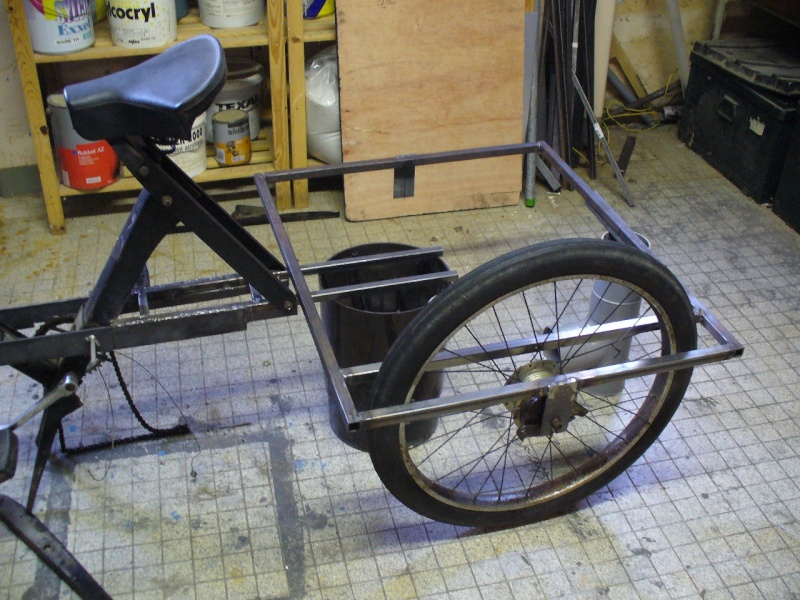 solex 3800 tricycle