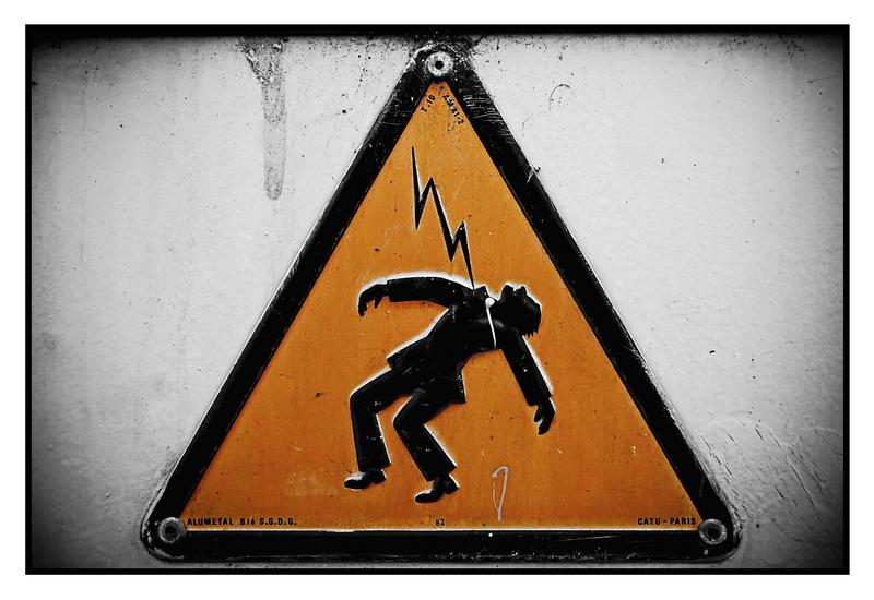 Danger electricit for Dangers de l electricite